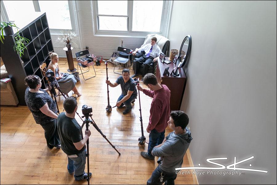 Epic Filmmakers Wedding Cinematography