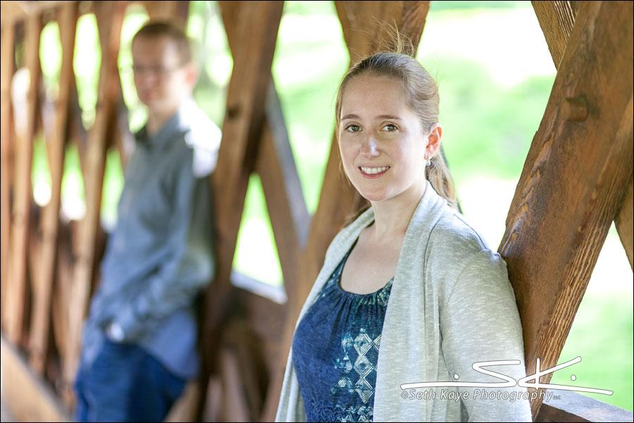 Forest Park Engagement Session