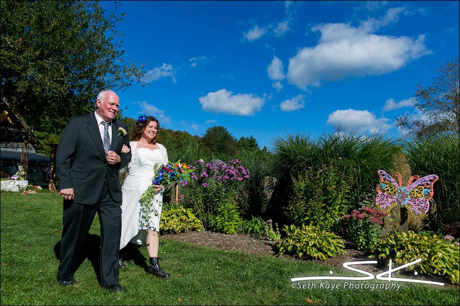 Amherst Red Barn Wedding