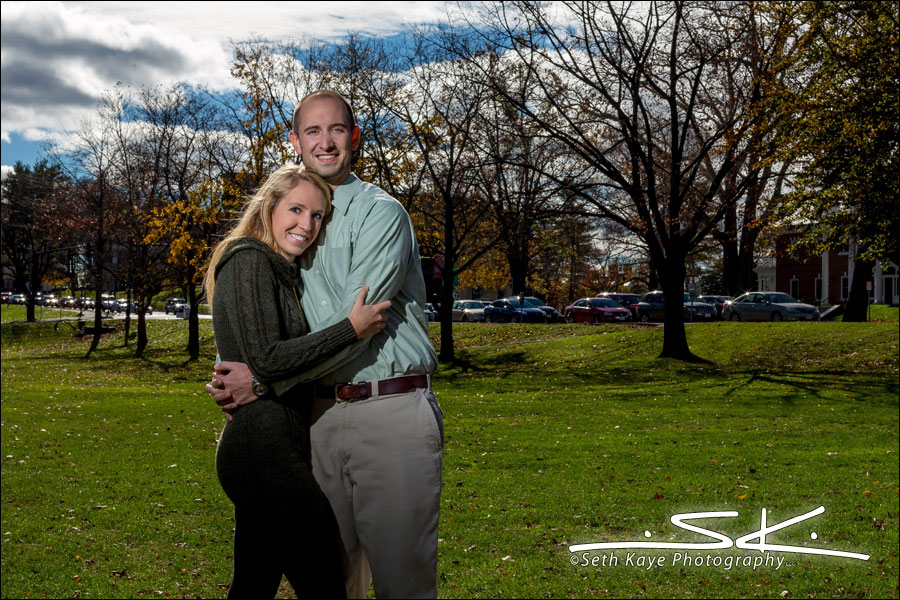 Lord Jeffery Inn Engagement Session