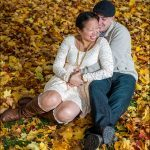 Lord Jeffery Inn Amherst Engagement Session