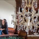 Wisteriahurst Engagement Session