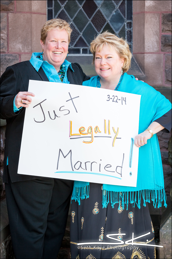 Just Legally Married