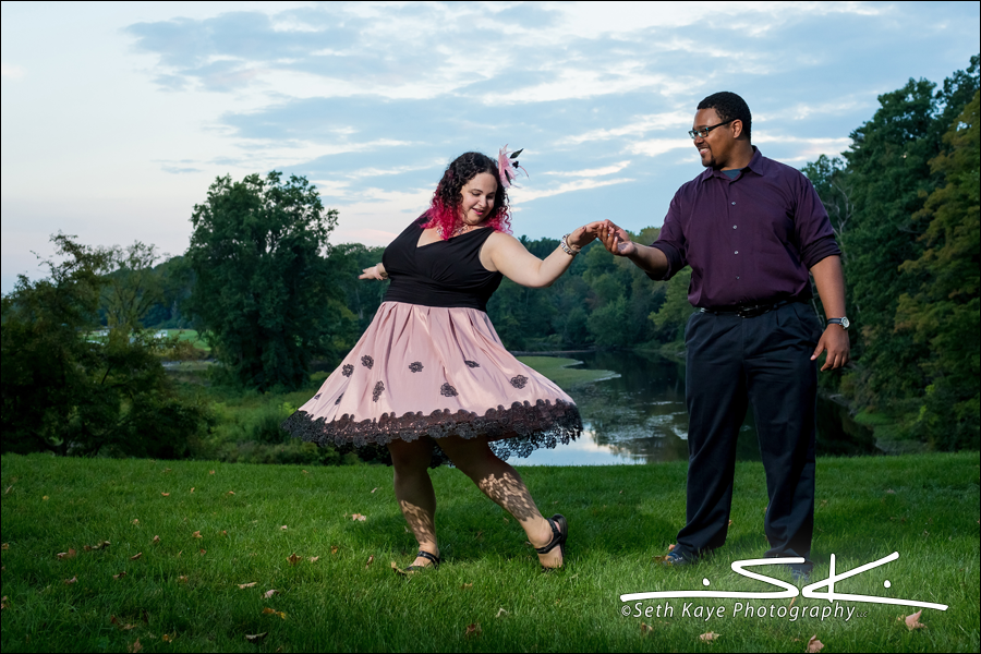 Smith College Engagement Session
