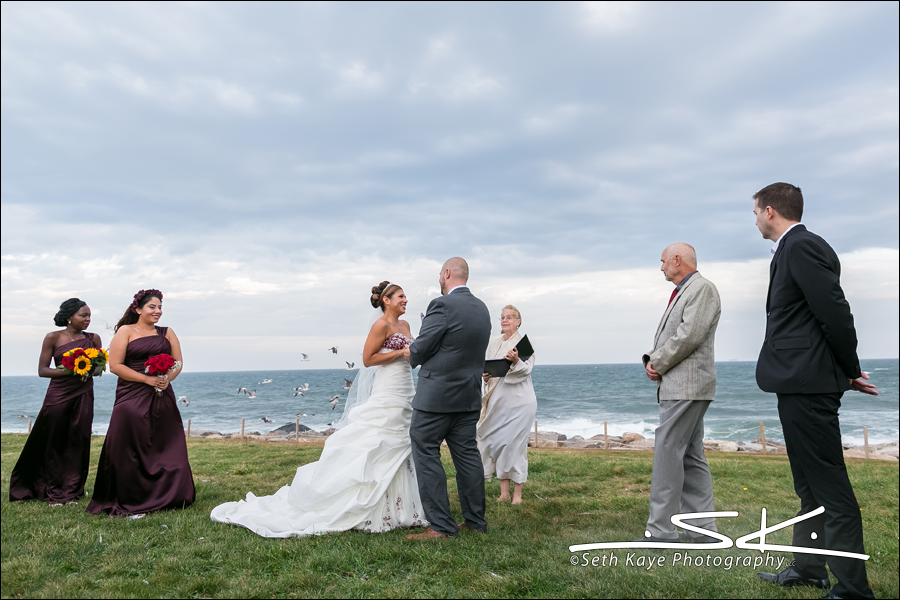 Point Judith Wedding