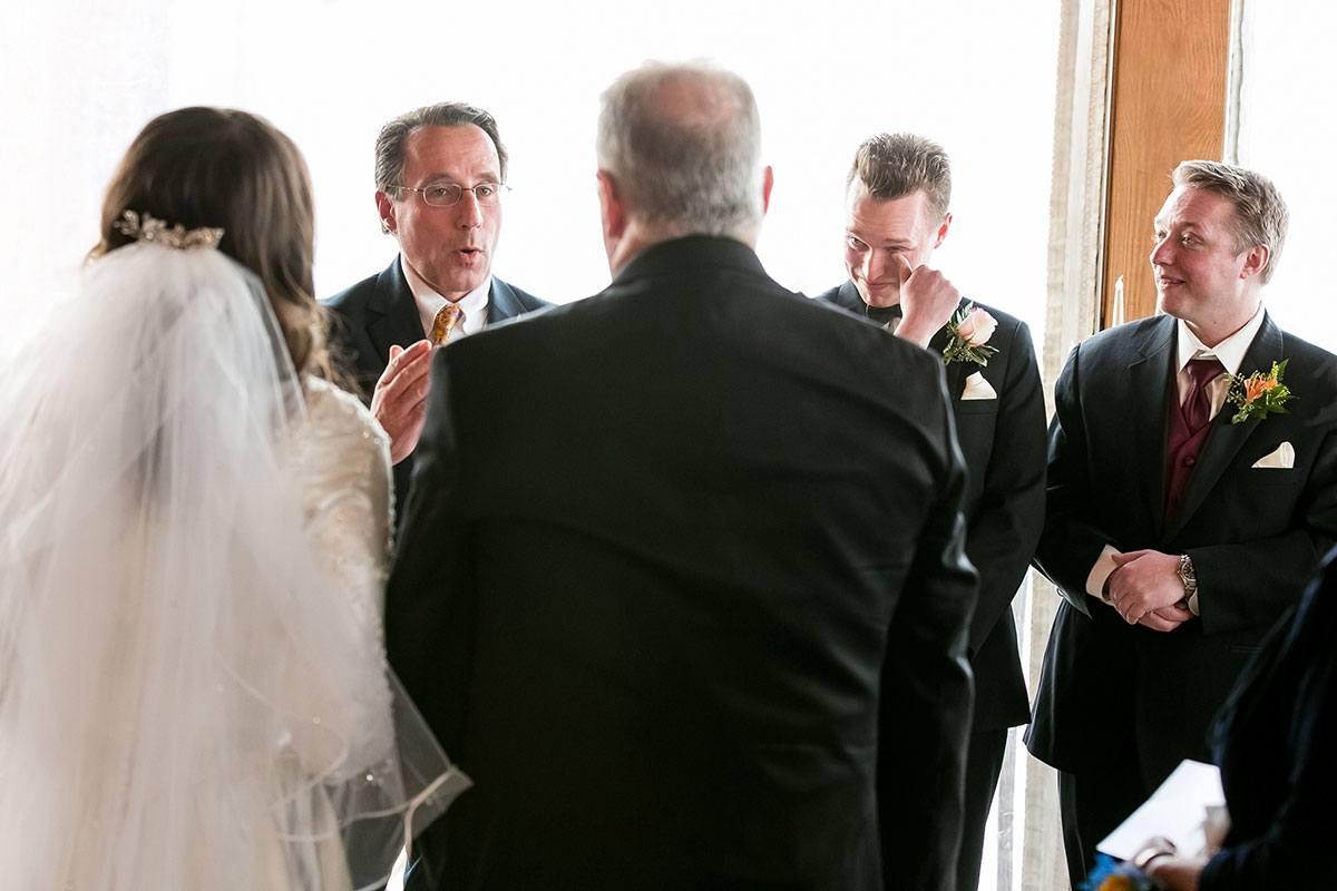 Seth Kaye Wedding Ceremonies