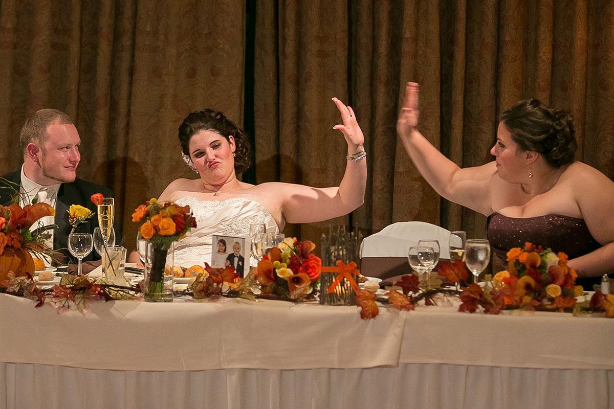 Seth Kaye Wedding Receptions