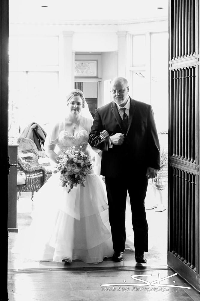 Wistariahurst Wedding Processional