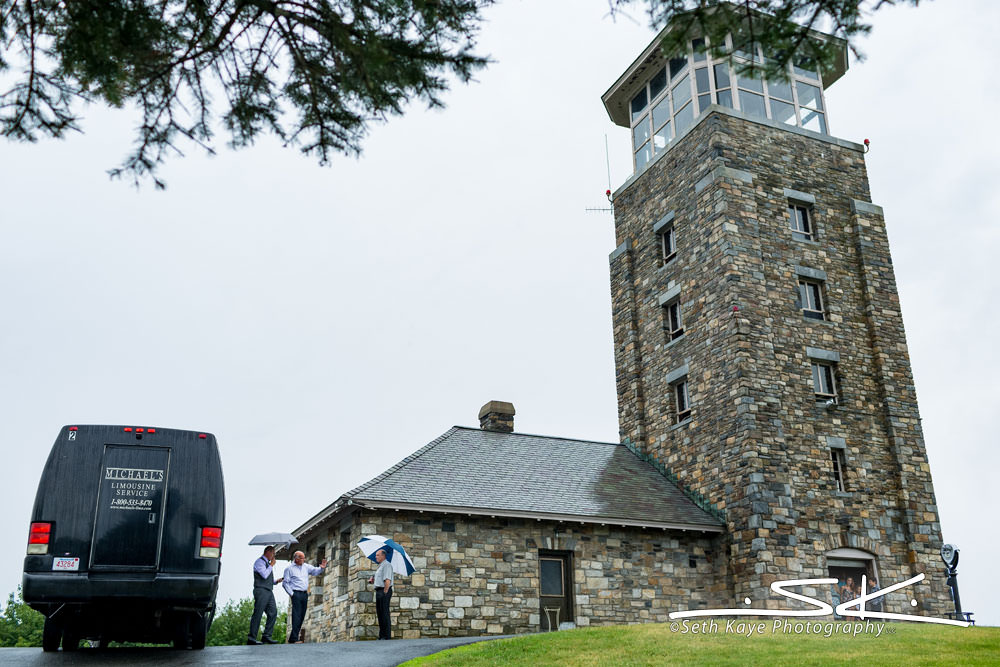 Quabbin Wedding