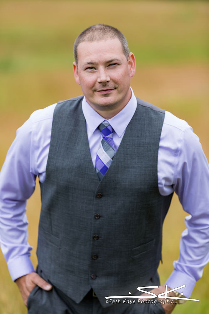 Quabbin groom portrait