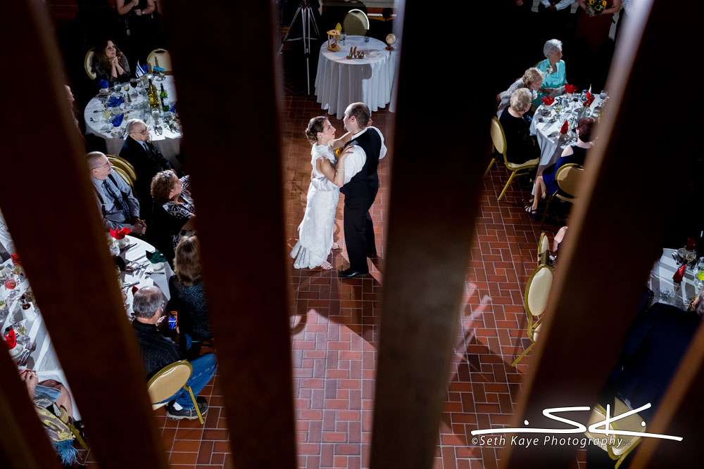 Springfield History Museum first dance