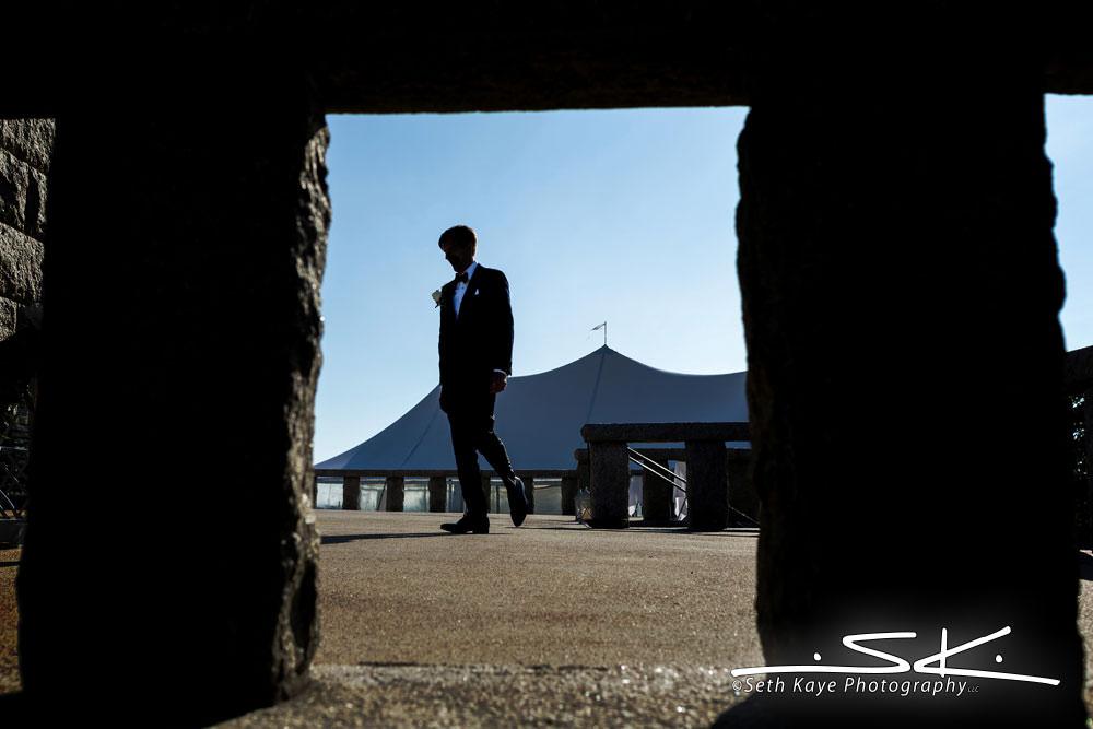 Pilgrim Monument Wedding