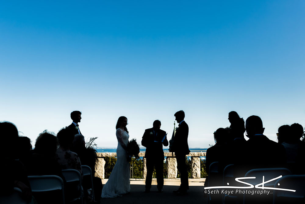 Pilgrim Monument Wedding