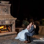 Log Cabin Winter Wedding