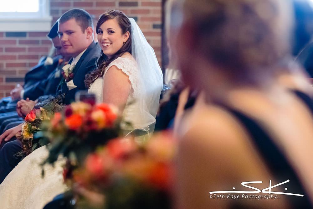Mystic Marriott Wedding