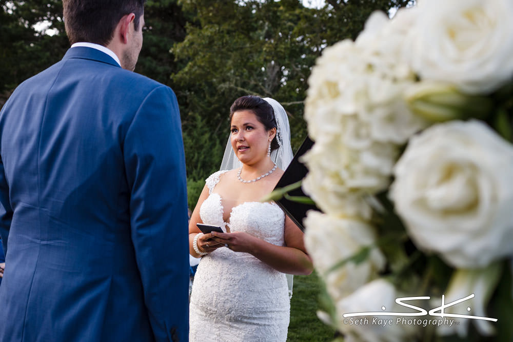 Wequassett Cape Cod Wedding