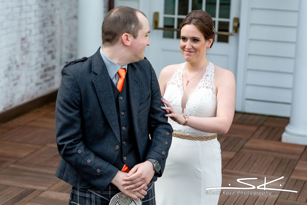 Lord Jeffery Inn Wedding
