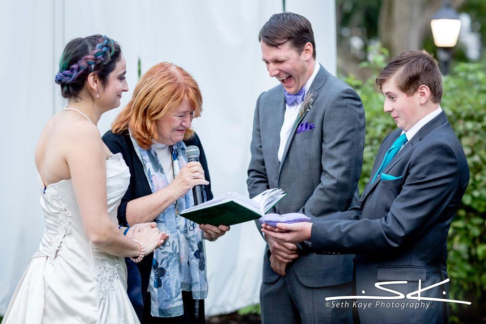 Lord Jeffery Inn Wedding