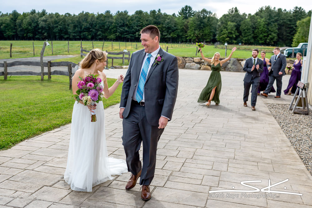 Valley View Farm Wedding