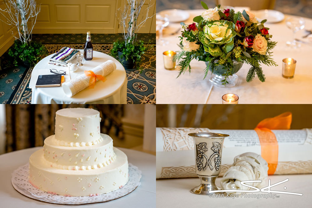 Winter Wedding at the Lord Jeffery Inn