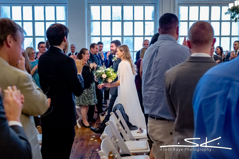 Boylston Rooms Wedding