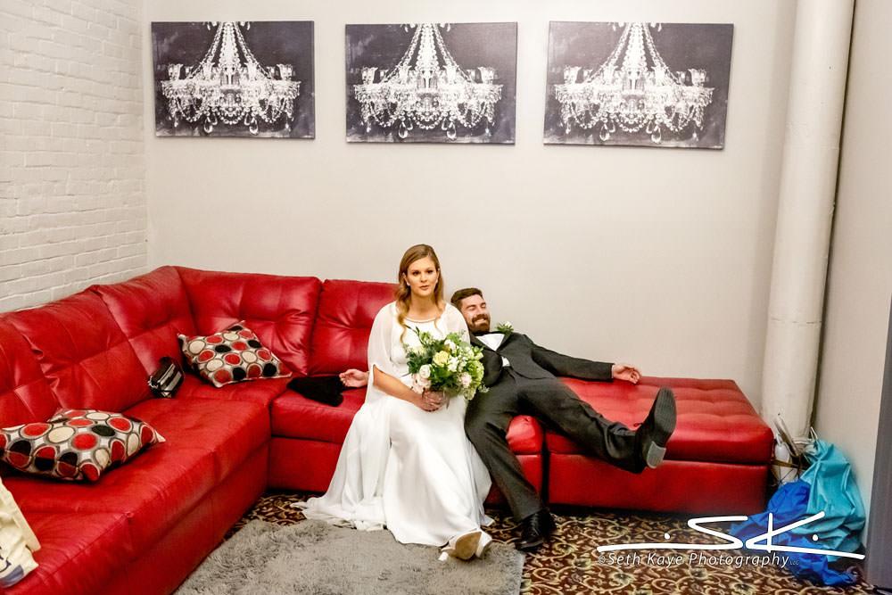 Boylston Rooms Wedding