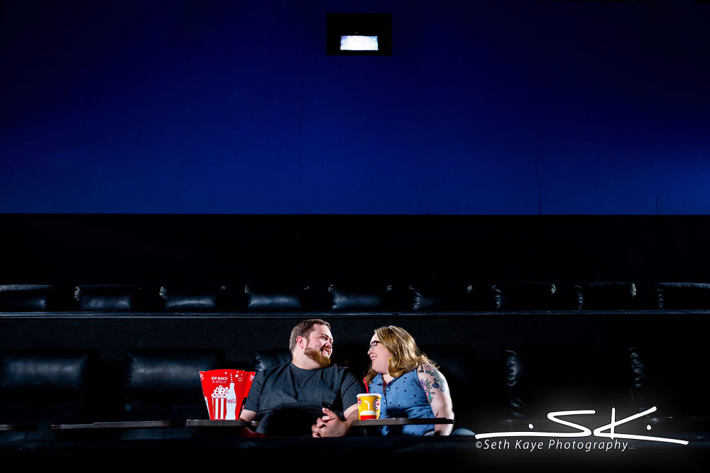 Rave Cinemas Engagement Session