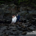 Nubble Lighthouse + Stage Neck Inn Wedding : Lindsey + Dan