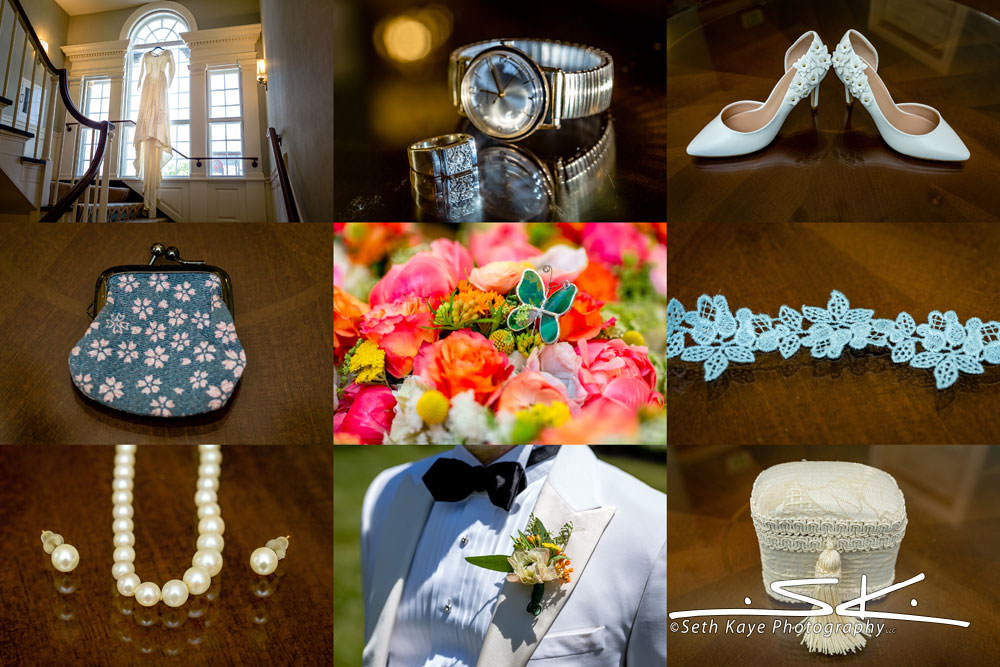 Inn on Boltwood Wedding Details