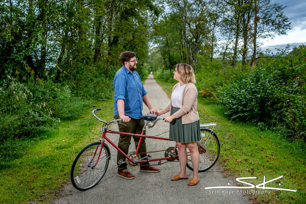 Keene NH Engagement Session