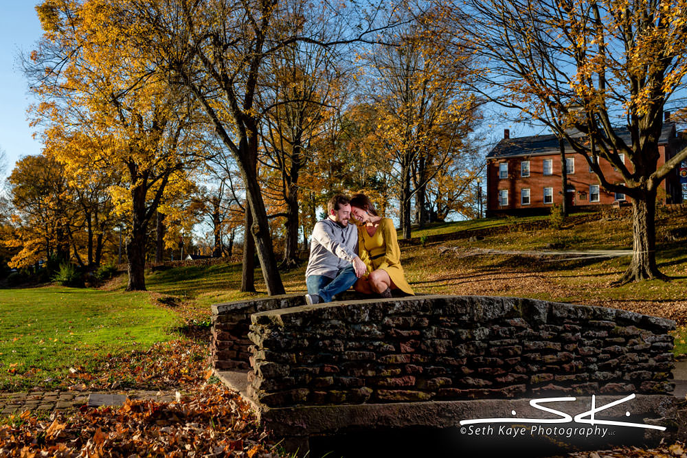 Wilbraham & Monson Academy Engagement Session
