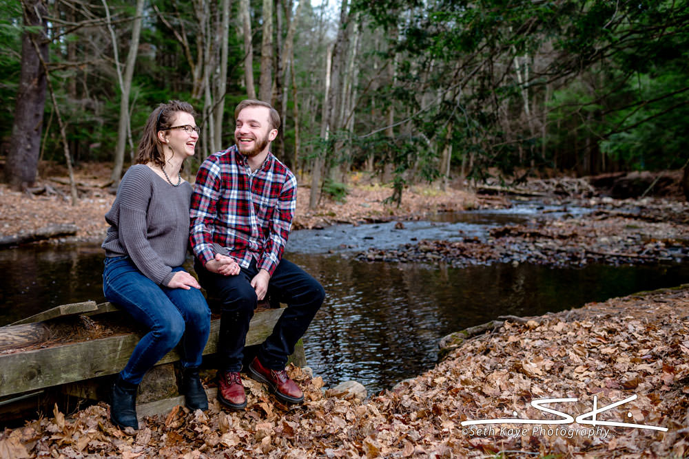 Amherst Engagement Session