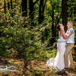 Mount Tom wedding portrait
