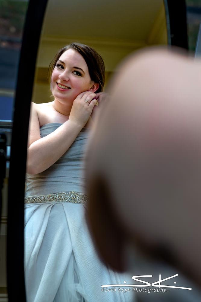 Inn on Boltwood Bride Portrait