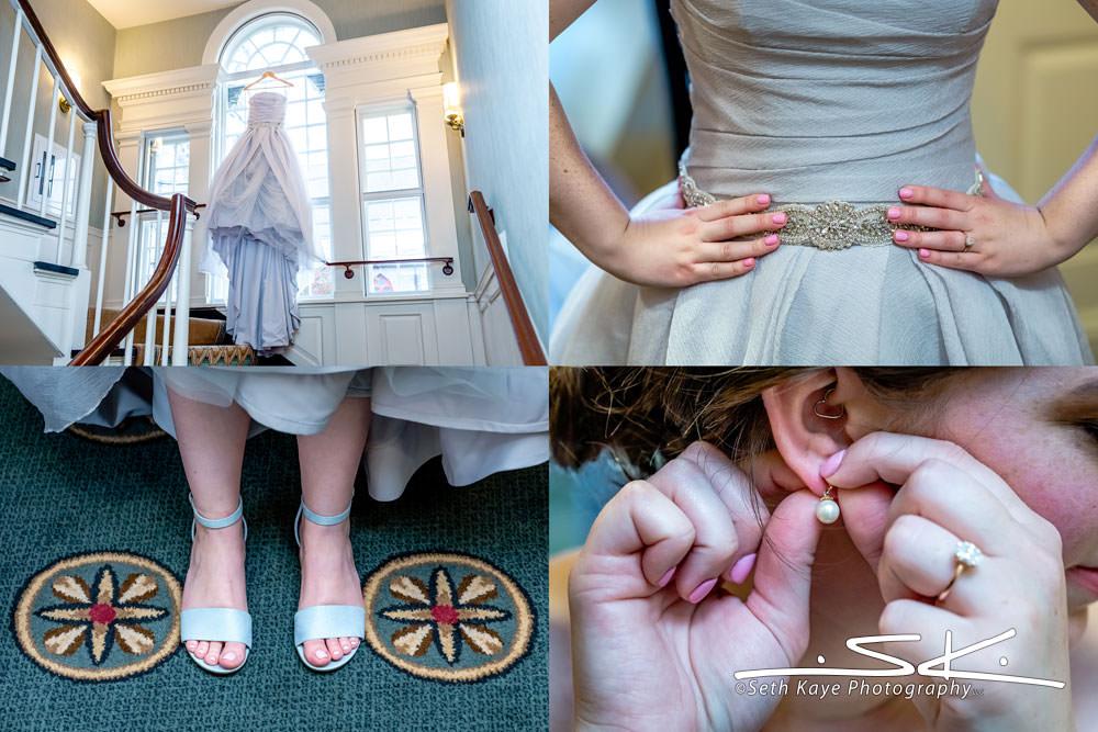 Inn on Boltwood Wedding Details