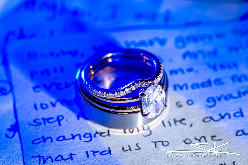 Inn on Boltwood Wedding Rings