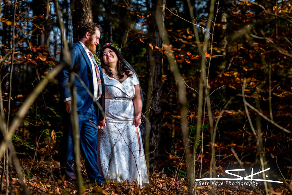 Berkshires Backyard Wedding