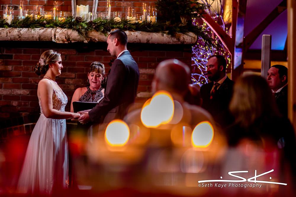 Zorvino Vineyards Wedding Ceremony