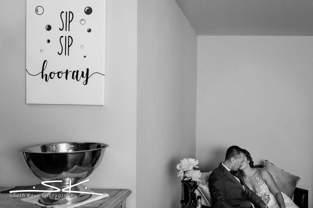 Zorvino Vineyards Wedding Portrait