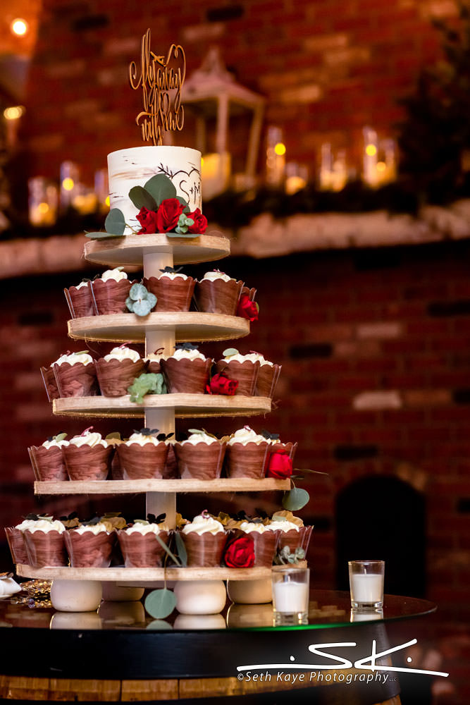 Zorvino Vineyards cupcakes