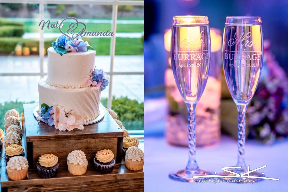 Aria Wedding Details