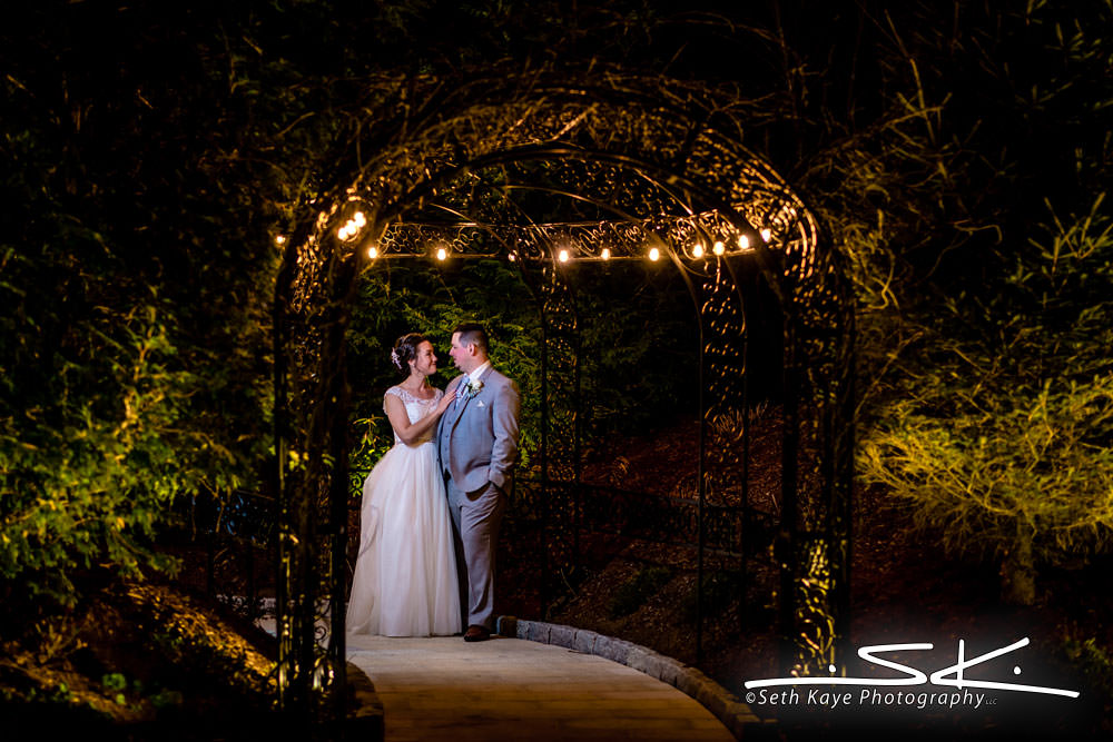 Aria Wedding Portrait