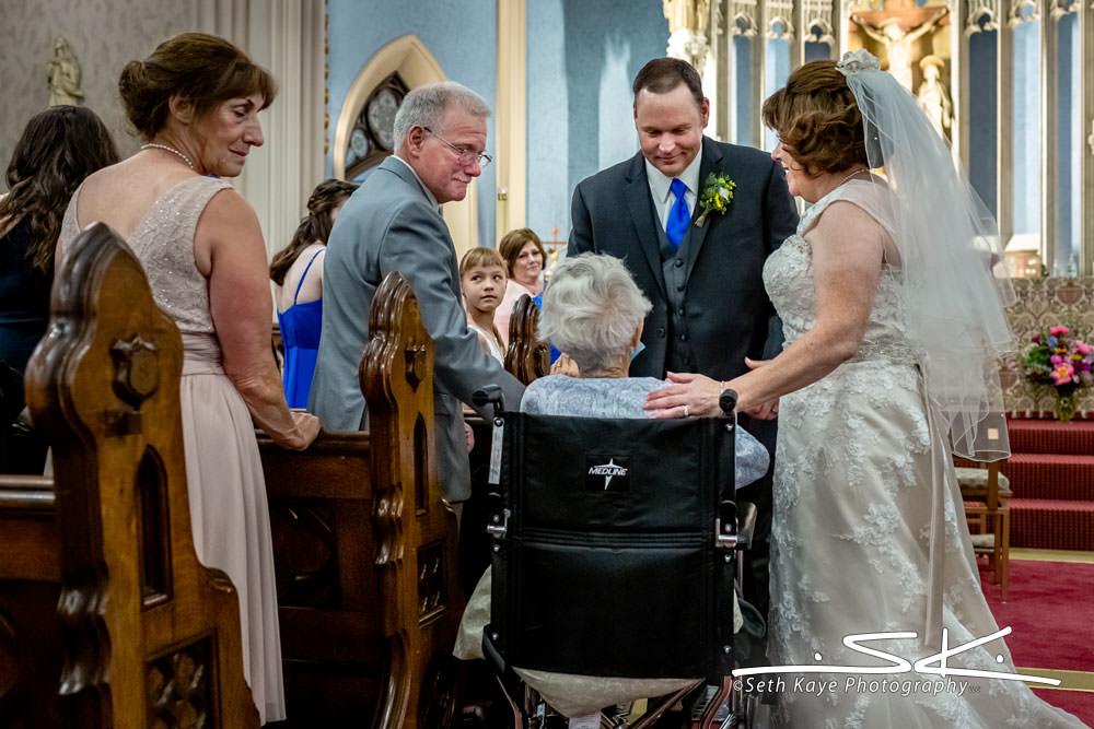 church ceremony